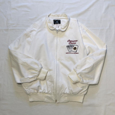 90's POKER CAPITAL OF THE WORLD  Event Jacket