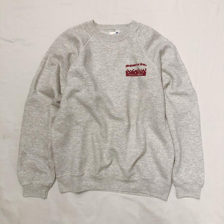 90's ONE POINT Sweat Shirt