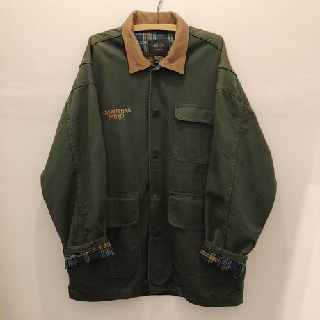 ID WEAR  COVERALL JACKET