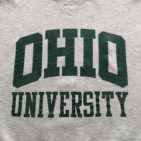 90's RUSSELL  OHIO University Sweatshirt