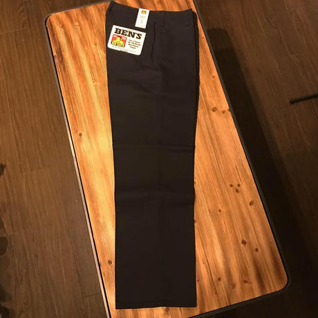 DEADSTOCK   BEN DAVIS    WORK PANTS    MADE IN USA