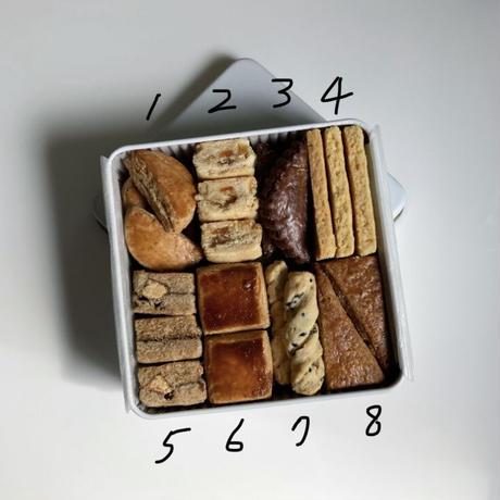 クッキー缶  -- 10/5-18発送 --