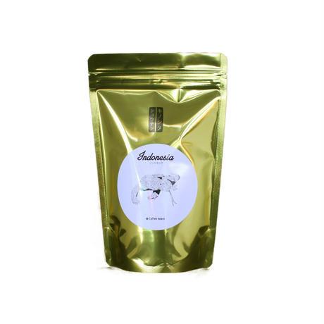 [コーヒー豆200g]リントン・ニフタ村/インドネシア/ライトロースト