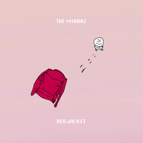 <CD>The Mirraz 10th Full Album『RED JACKET』・送料込み