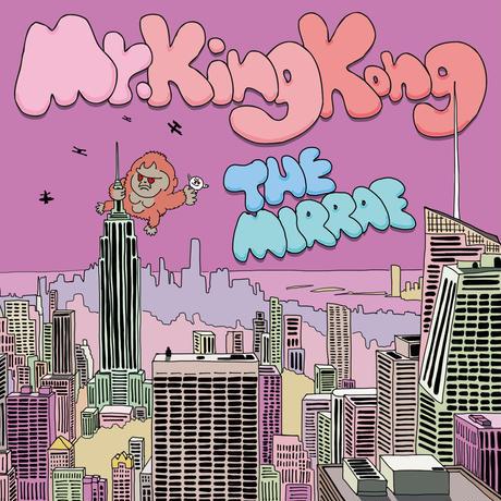 配信限定ミニアルバム『Mr.KingKong』