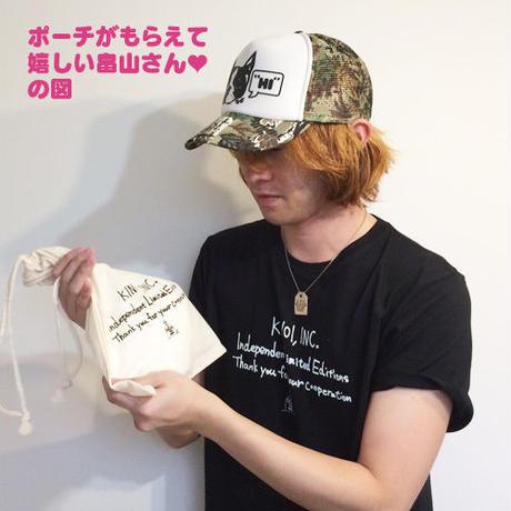 KINOI,INC. 独立記念Tシャツ(Natural/4サイズ)