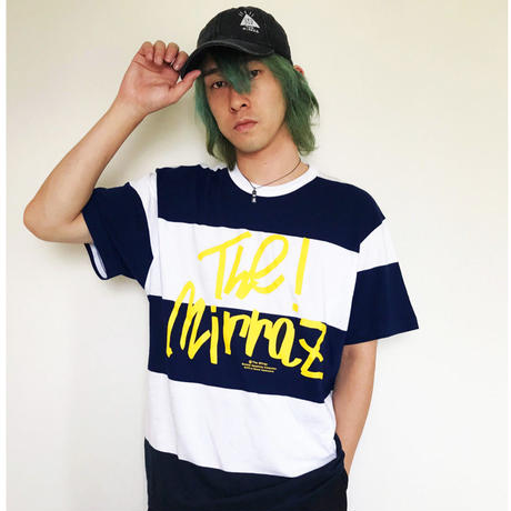 エスプリ★ボーダーTシャツ(KINOSK限定バージョン/2サイズ)