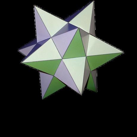 星形小十二面体 (小)