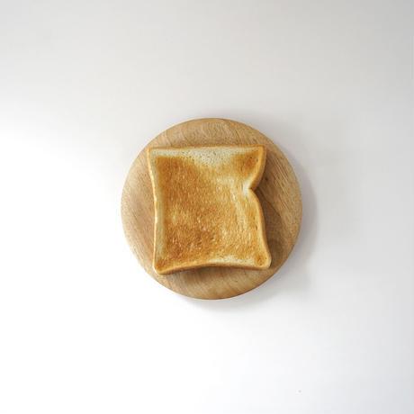 後藤睦・パン皿6寸