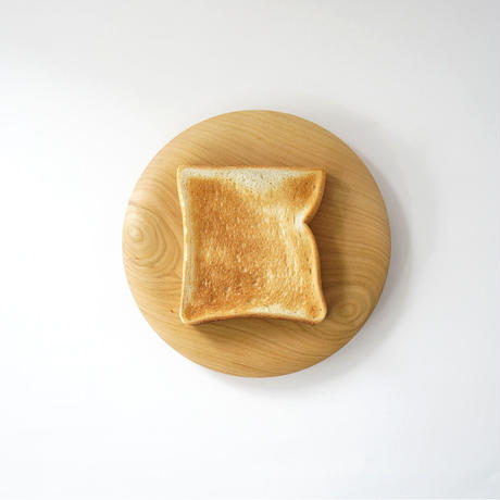 後藤睦・パン皿7寸