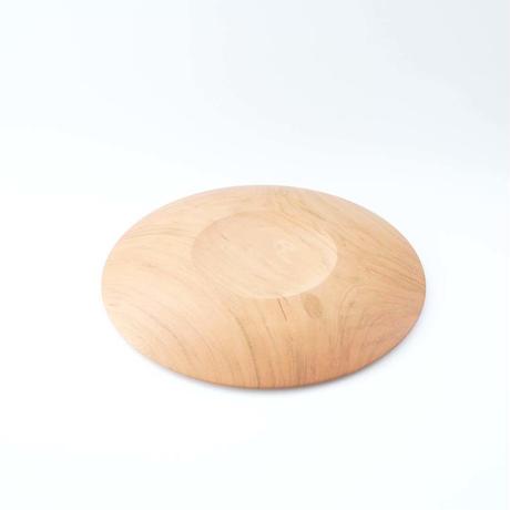後藤睦・パン皿8寸
