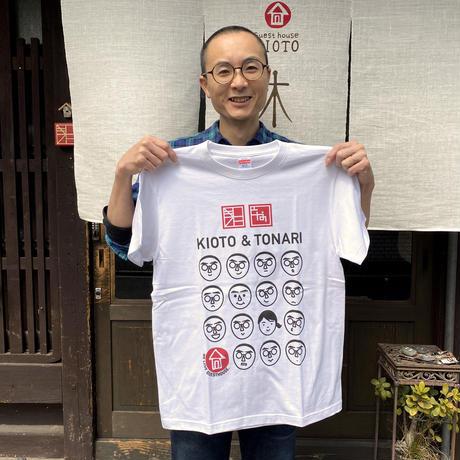 ●なりTシャツ/ホワイト