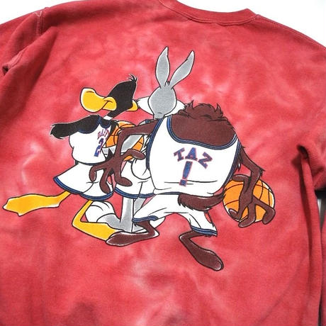 SPACE JAM SWEATER SIZE-S