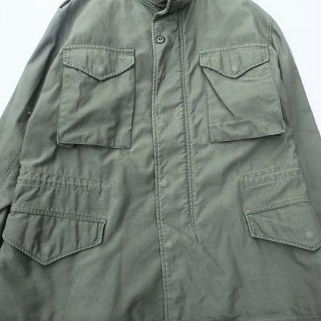 M-65 Field Jacket Alumi Zip M程