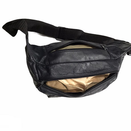Leather Bag   Size 29cm×15cm×11cm