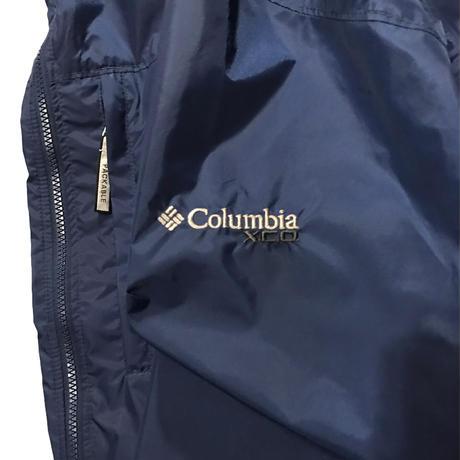 Columbia  Light shell Jkt  NAVY size-XL PACKABLE