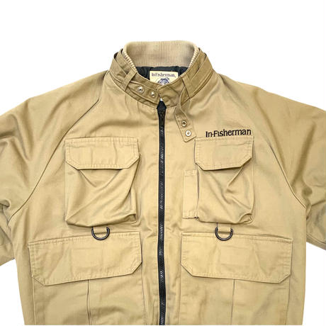 In-Fisherman Fishing Jacket (Thinsulate Liner) size M