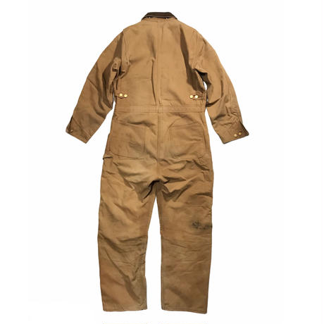 Carhartt Quilting Liner Coverall Size-42 L MADE IN USA