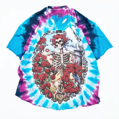 GRATEFUL DEAD 30YEARS TIEDYE T-shirt