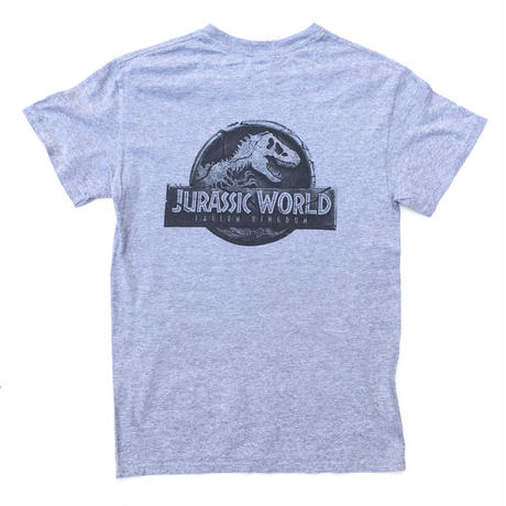 """JURASSIC WORLD""  FALLEN KINGDOM  T-shirt SIZE-S"
