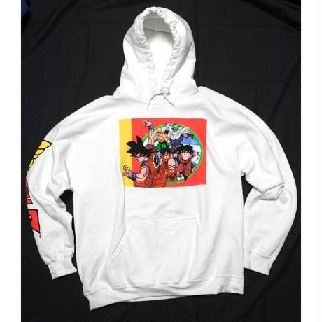 NEW DRAGON BALL Z Hoodie M or L