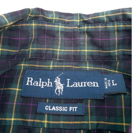 Ralph Lauren B.D Check Shirt size L