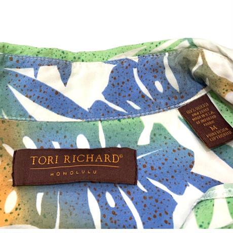 TORI RICHARD ALOHA SHIRT MADE IN USA🇺🇸 size M