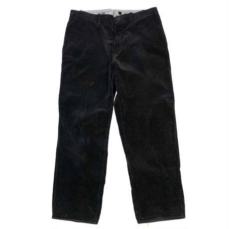 EURO CORDUROY PANTS size 34inch程