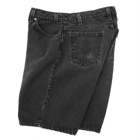 Levi's 560 Denim Shorts Size-w32 L11 MADE IN USA