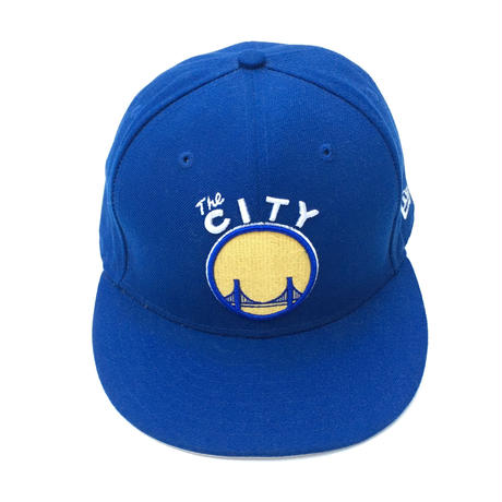 New Era   Golden State Warriors Cap   Size-71/2  59.6cm