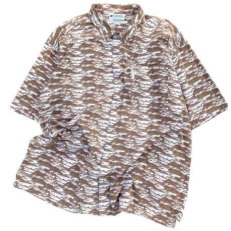 Columbia fish shirt size XXL