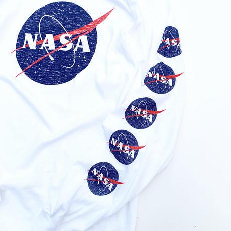 NEW NASA LONG SLEEVE T-SHIRT  size XL