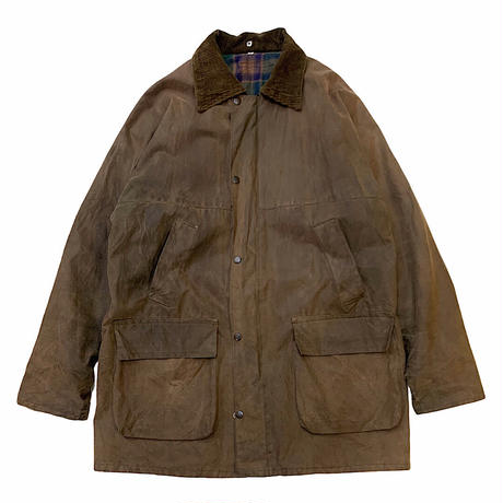 Royal Harbour Waxed Cotton Jacket Made in England🏴󠁧󠁢󠁥󠁮󠁧󠁿size L