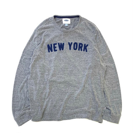 OLD NAVY NEW YORK L/S T-SHIRT size XXL