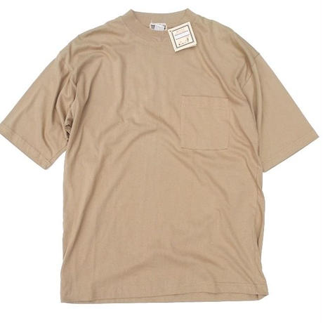 NEW TRAILS  Pocket T-shirt  SIZE-L 無地Tee