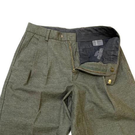 DOCKERS 2TACK PANTS (COTTON×WOOL)size W30 L32