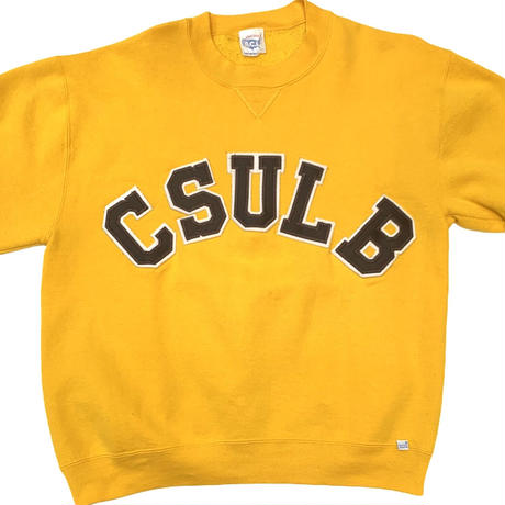 WOMEN'S CSULB SWEATER MADE IN USA🇺🇸 size M程