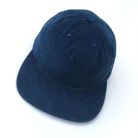 NORSE PROJECTS   Navy Corduroy CAP  MADE IN USA
