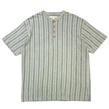 STRIPED HENLY TEE size XL
