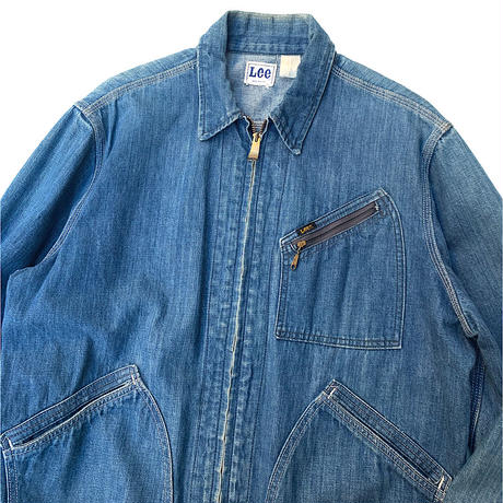 70's Lee 91-B DENIM JACKET MADE IN USA size M〜L