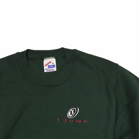 I JUMP Sweater  Dead stock 90s~ Made in usa Size-S.XL