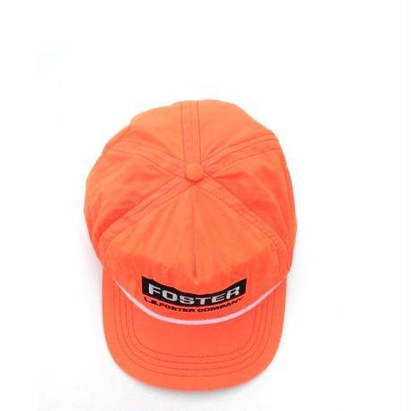 L.B.FOSTER ORANGE CAP  MADE IN USA