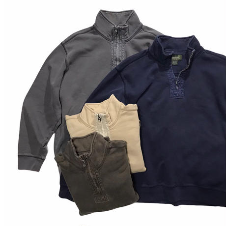 Eddie Bauer Harf-zip Sweater Size-L