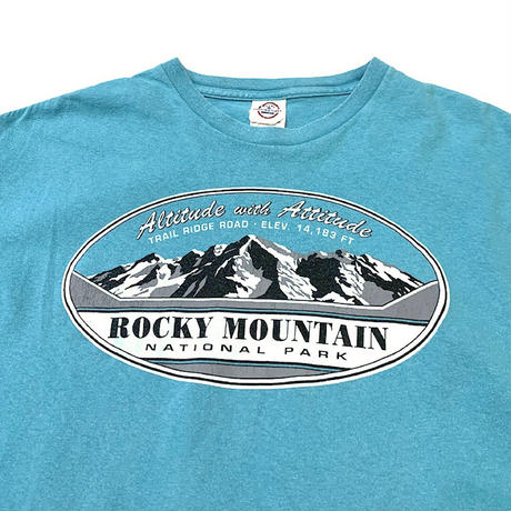 ROCKY MOUTAIN NATIONAL PARK T-SHIRT size L程