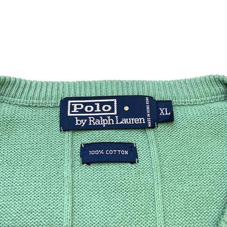 🌱Polo Ralph Lauren Cotton Knit  size XL