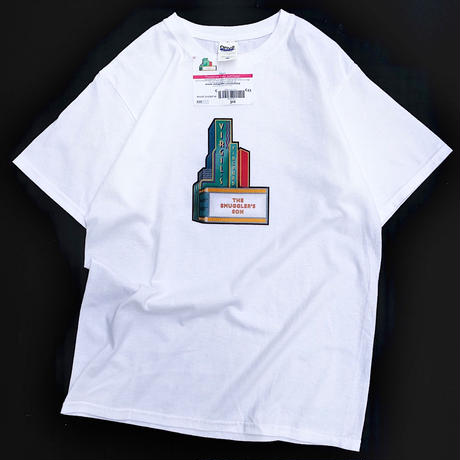 NEW THE SMUGGLER'S SON T-SHIRT size M