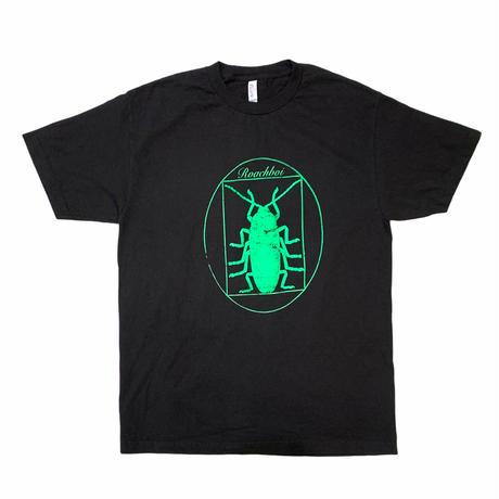 💥Roachboi T-shirt(蓄光プリント) size L