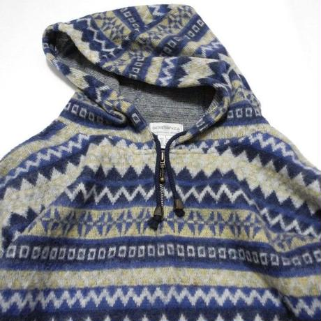 Native Pattern Pullover L