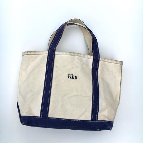 L.L.Bean Toto-Bag Navy