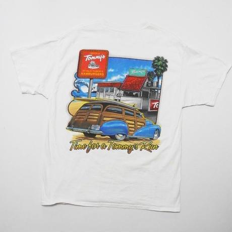 Tommy's Hamburgers ORIGINAL Tshirt L